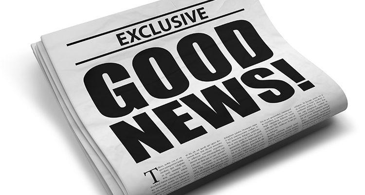 Good news 750x400